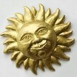 Славянский оберег Солнце
