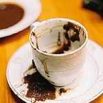 Толкуем симвщеолы в кофейной гу