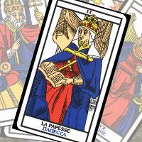 Верховная жрица – значение I I карты Таро в гадании
