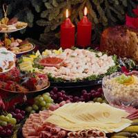 Как накрыть стол на Новый год по фен-шуй