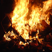 Огонь во сне к чему снится (толкование по соннику Магини)