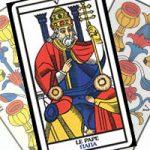 Сочетание Иерофант с Кубками в гадании на любовь