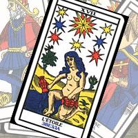 Звезда – значение XVII карты Таро в гадании