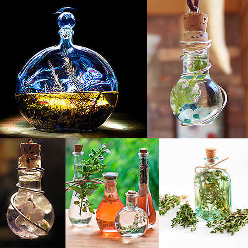 Артефакт Ведьмины бутылки