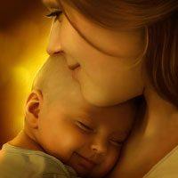 Снимем испуг с ребенка самостоятельно