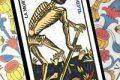 Сочетание Смерти с Кубками в гадании на любовь