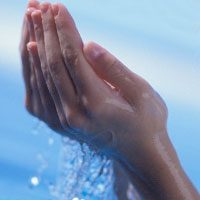 Магия святой воды