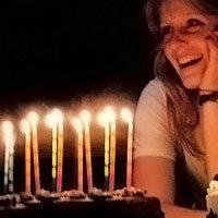 Магия в день рождения