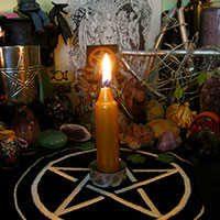 Магические предметы алтаря