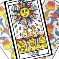 Сочетание Солнца с Кубками в гадании на любовь