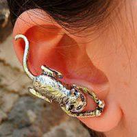 К чему чешется левое ухо - приметы
