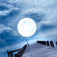 Приметы к полной луне