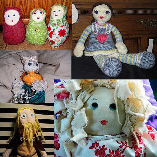 Сделать своими руками куклу оберег